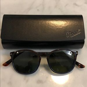 Persol brown and blue sunglasses - NEW